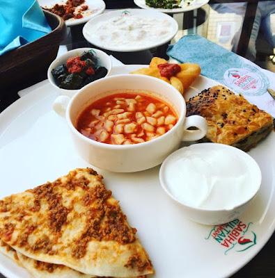 sabiha sultan restaurant kayseri
