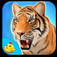 wild animal games