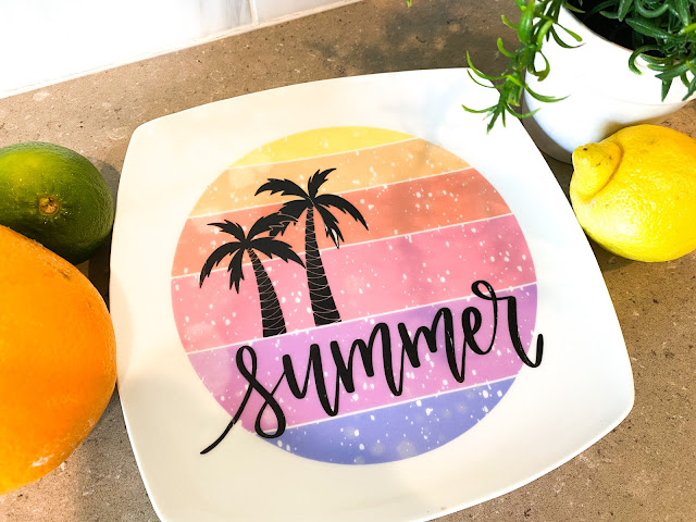 waterslide decal, waterslide decals, print and cut, silhouette cameo print and cut, silhouette project