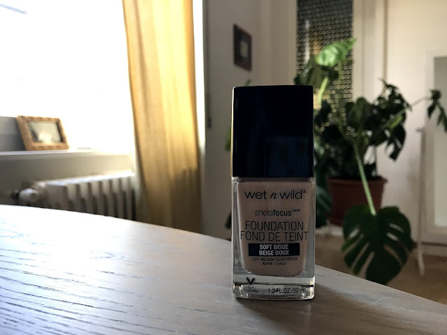 Review: Wet n Wild Photofocus Foundation