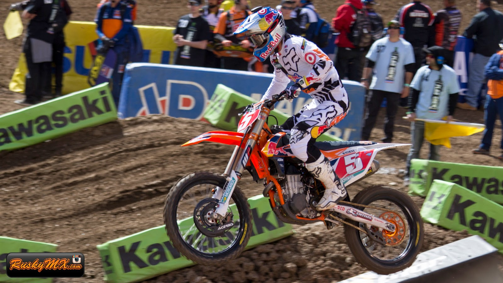 Ryan Dungey Wallpaper MetLife SX