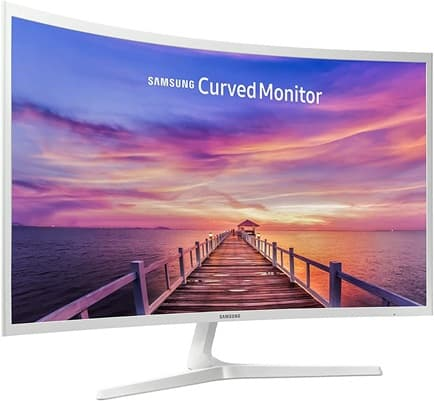 Samsung C32F395: análisis