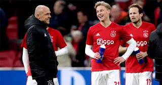 De Jong has recommended Alfred Schreuder as assistant coach to Barcelona board