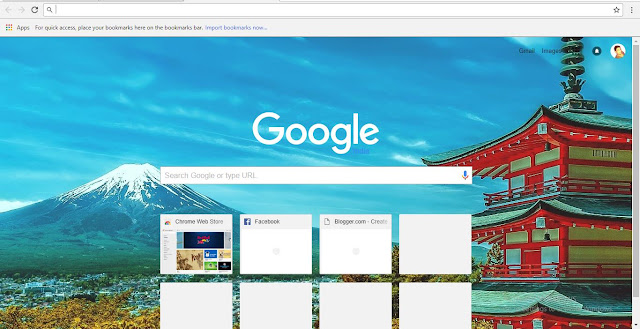 apne google chrome browser me background theme change kare