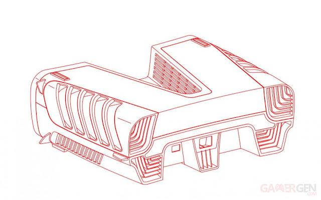 عاجل: تسريب شكل النسخة الأولى من جهاز PS5 و تفاصيل رهيبة جداً ، لنشاهد من هنا