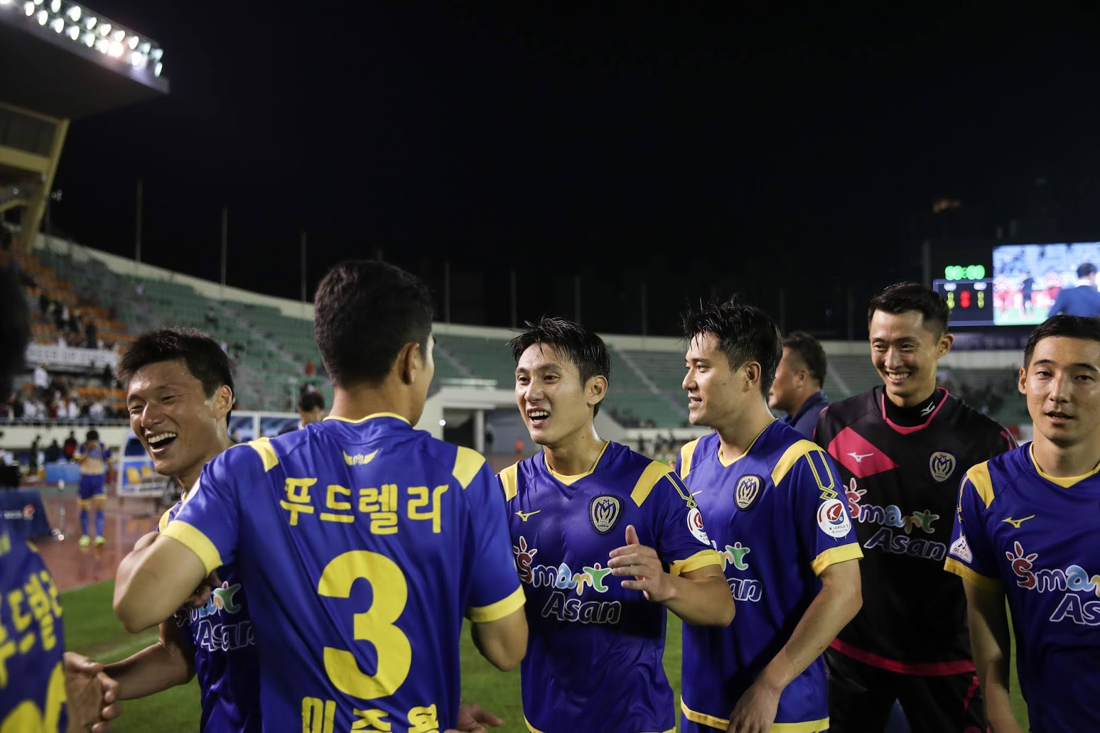 FA Cup Quarter Final Preview: Jeonnam Dragons vs Asan Mugunghwa