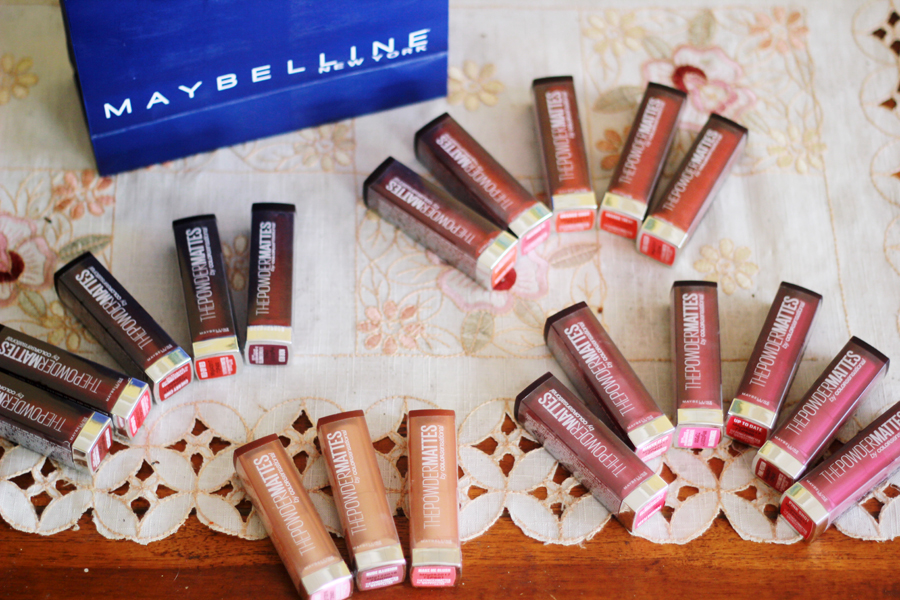 Srs Blog Maybelline The Powder Mattes