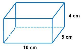 Gambar: Contoh Soal Luas permukaan dan volume Balok