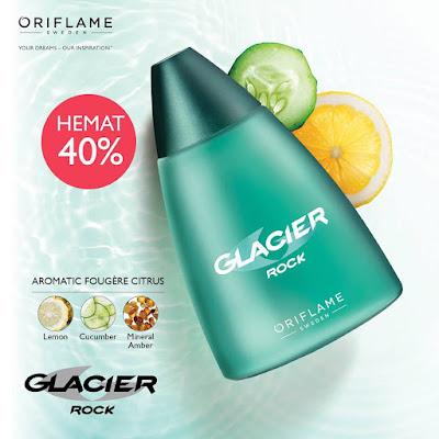 Promo Parfum Glacier Rock Eau de Toilette 31145