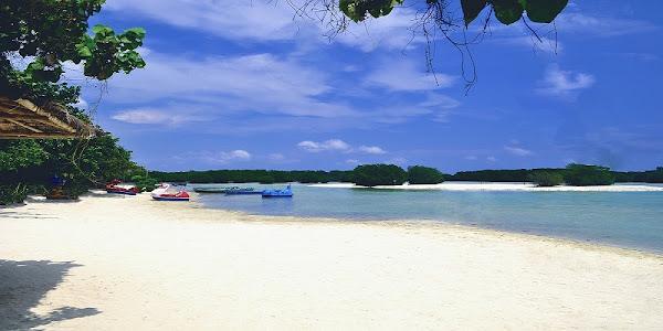 rencana perjalanan selama wisata satu hari pulau pari