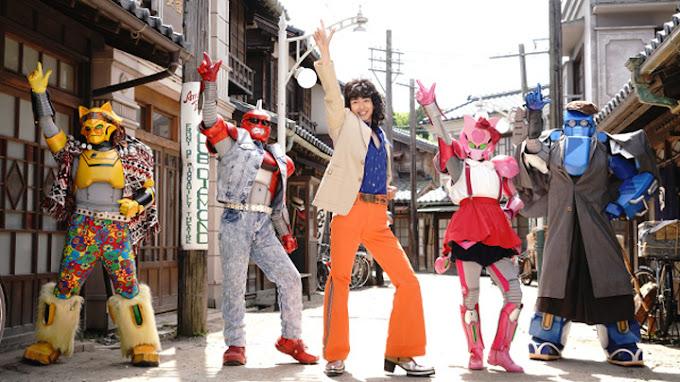 Kikai Sentai Zenkaiger Episode 15 Subtitle Indonesia