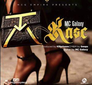 MUSIC : MC Galaxy – Kase (Prod. Killertunes)