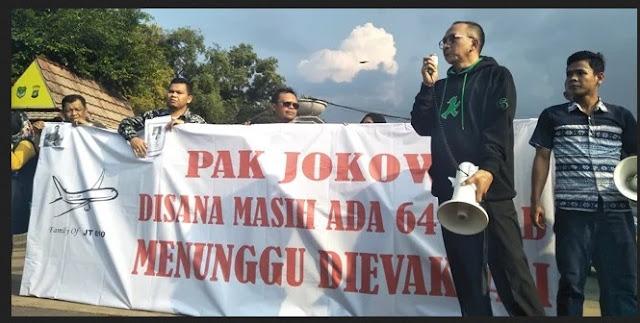 Lion Air Ingkar Janji dan Berbohong