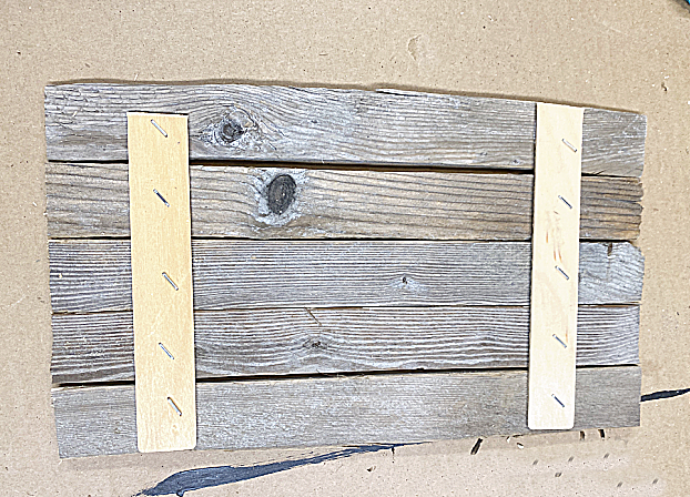 driftwood pallet cut to size