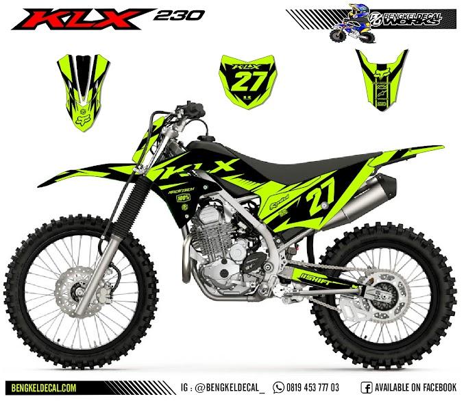 KLX 230 - R - Fluo
