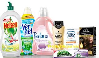 Logo ''YES I GREEN 2017'': con cosmetici e detergenti Henkel vinci buoni spesa da 30 € e Renault Twixy