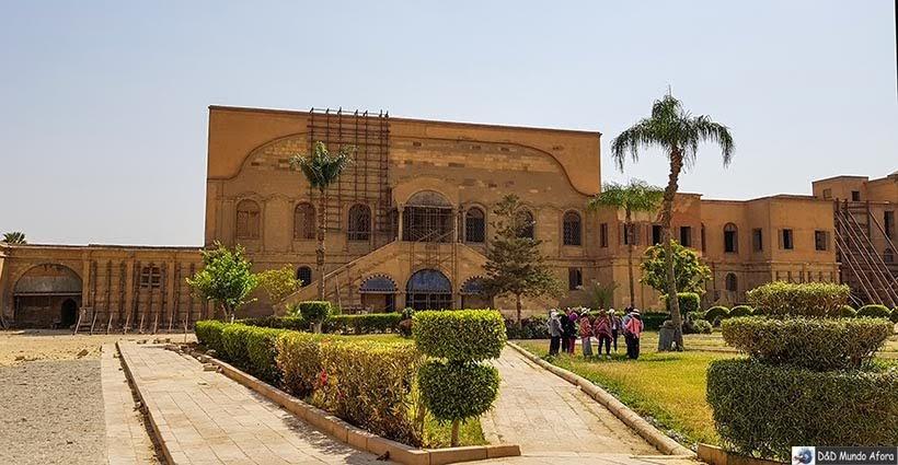 Cidadela de Saladino no Cairo