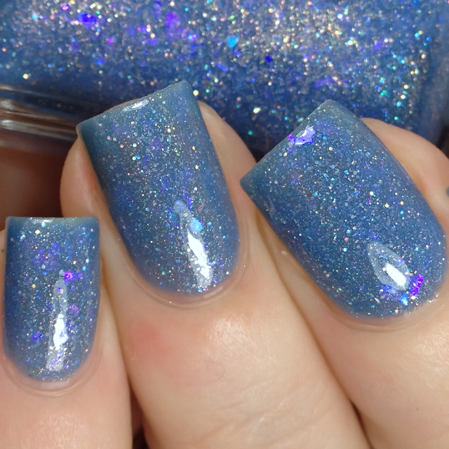 Glam Polish-Princess Diaries