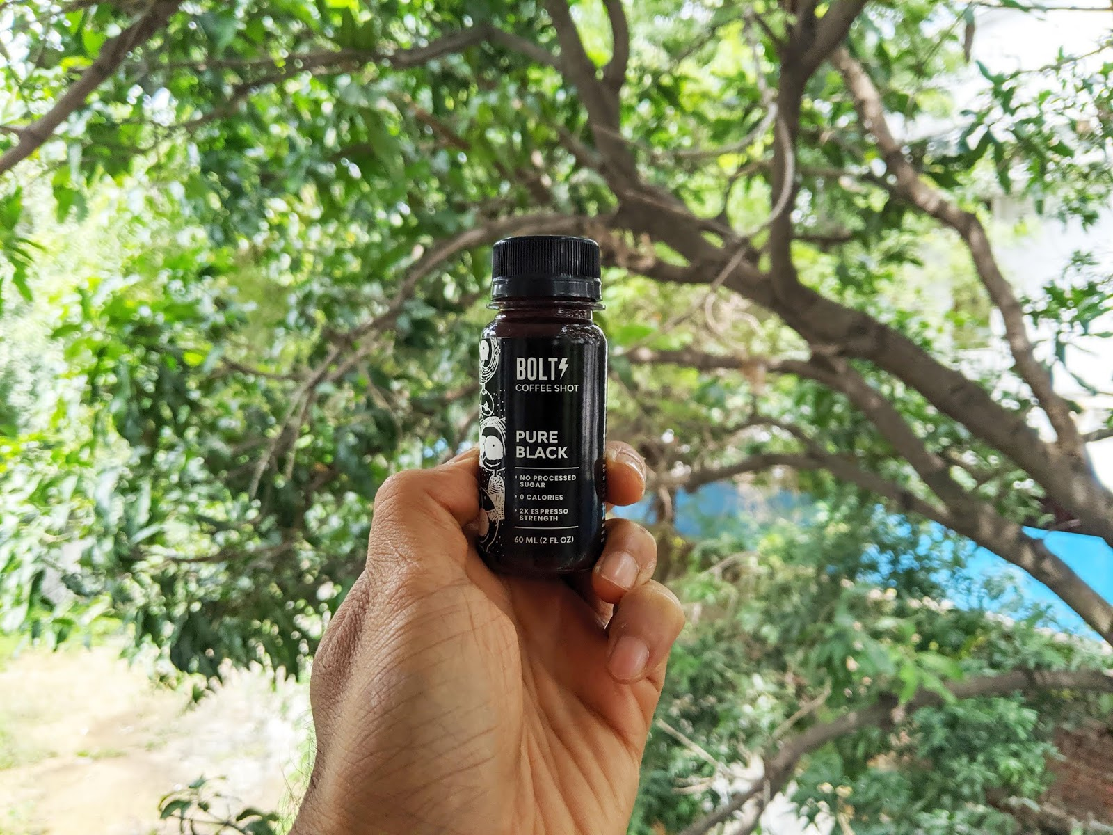 Bolt Coffee Shots Review - Bolt Cold Brew