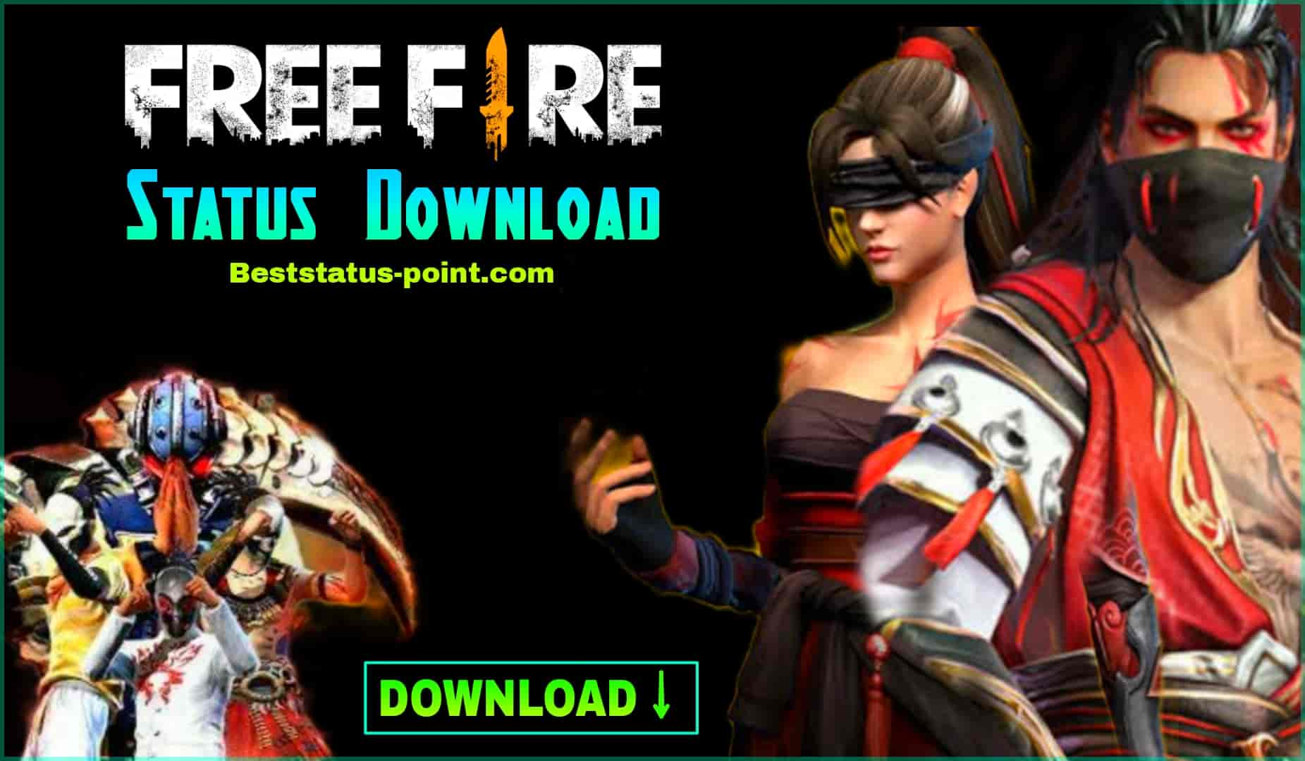 Freefire Whatsapp Status Video