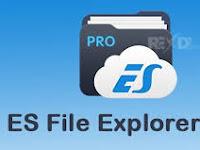 Download App ES File Explorer Pro v1.0.1 Apk