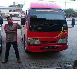 Travel Poris Tangerang Ke Bandar Lampung
