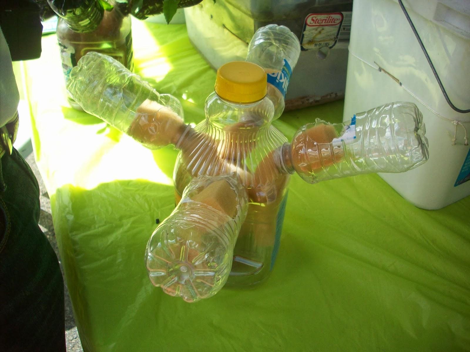 Foto blog puerto rico huerto casero en envases sustentables - Plastico inyectado casero ...