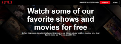 Cara menonton Netflix free alias gratisan