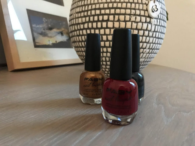 NOTD: Faby International I know what is Best