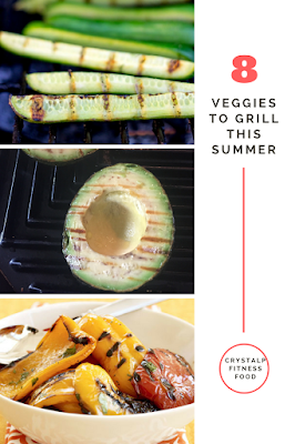 veggies that grill well