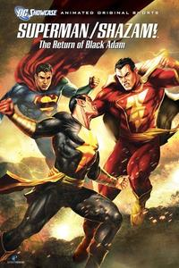 Watch Superman/Shazam!: The Return of Black Adam Online Free in HD