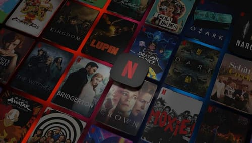 Netflix is seeing a slowdown in new subscriptions