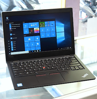 Jual Laptop Lenovo ThinkPad L390 Core i5 Coffee Lake