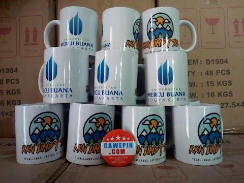 Bikin Gelas Custom Digital Printing - Bisa Cetak Full Warna - 15.000/pcs