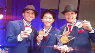Tacurong's dance trio bags championship title in WCOPA 2019