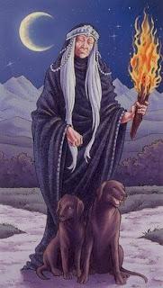 Resultado de imagen de diosa hecate