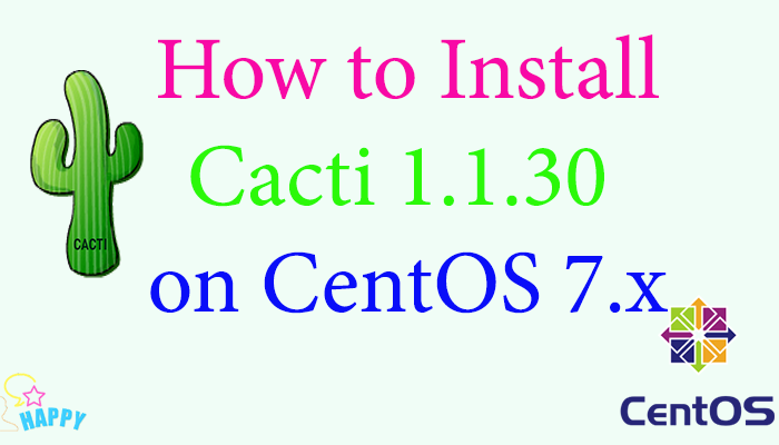 Install Cacti On Windows 7