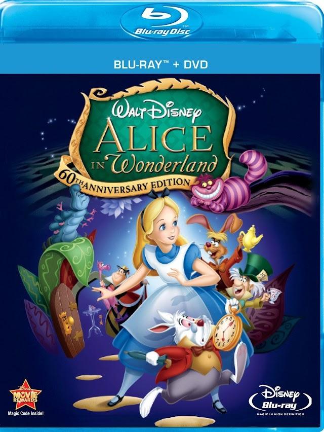 Alice In Wonderland 1951 x264 720p Esub BluRay Dual Audio English Hindi GOPI SAHI