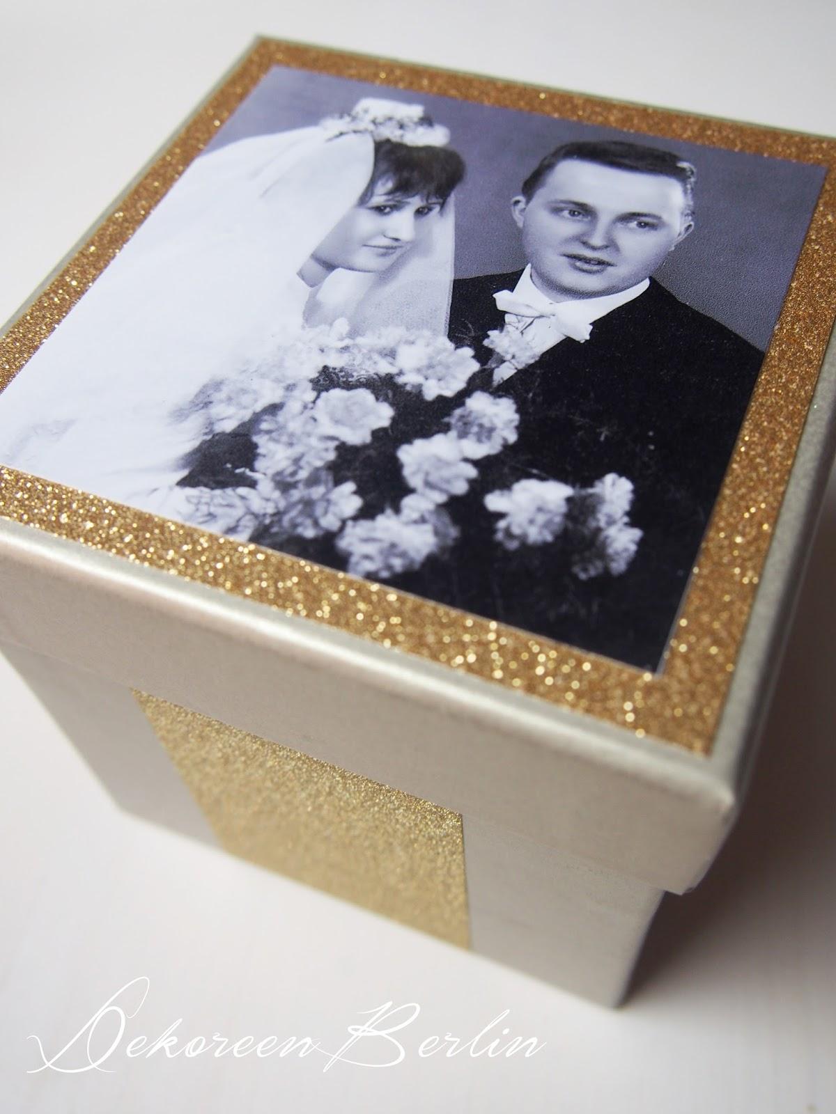 DekOreenBerlin Geschenke zur goldenen Hochzeit