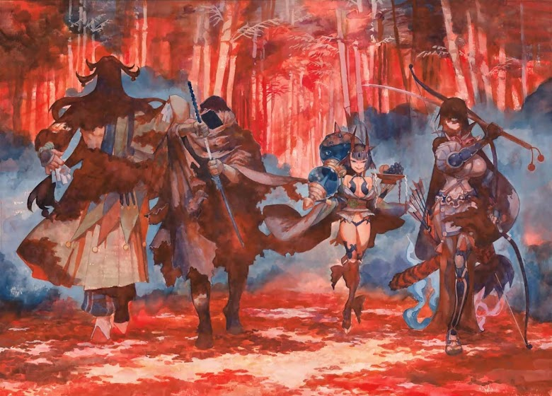 Fate/Grand Order: Epic of Remnant - Seven Duels of Swordsmasters - หน้า 60