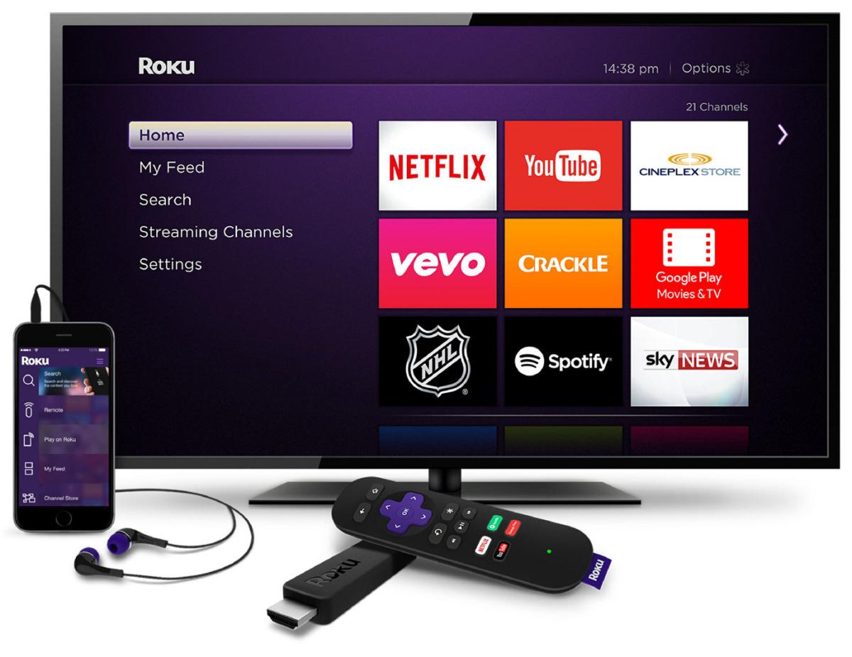 How to set up your Roku TV