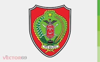 Logo Provinsi Kalimantan Tengah (Kalteng) - Download Vector File CDR (CorelDraw)