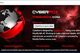 Cyberfox 52.9.1