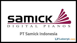Lowongan Kerja PT Samick Indonesia