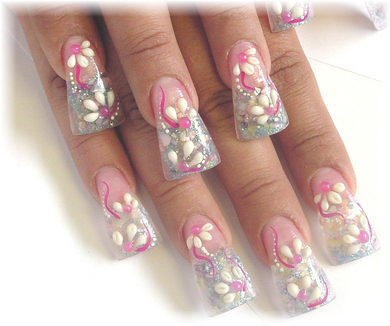 Gel Nail Designs Ideas cute summer gel nails cute sparkly gel nails View Original Image Of Awesome Gel Nail Designs Ideas Mania