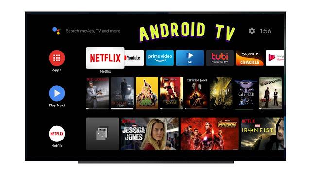 Android TV ahora es Google TV