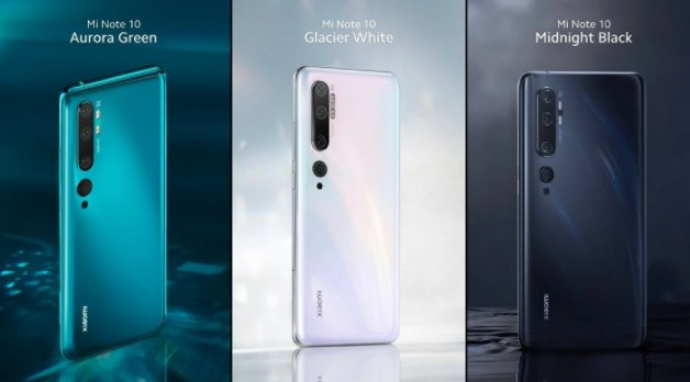 Advantages and disadvantages of the Xiaomi Mi Note 10 Pro