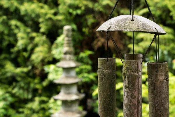 giardino-feng shui
