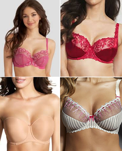 Be Belle Stylish Easy Bras For Girls fashionwearstyle.com