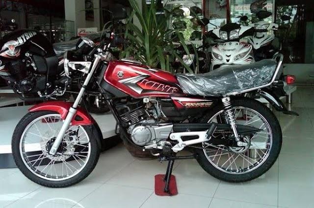Review Motor Yamaha Rx King